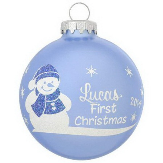 Baby's First Christmas Ornament Ideas     _09