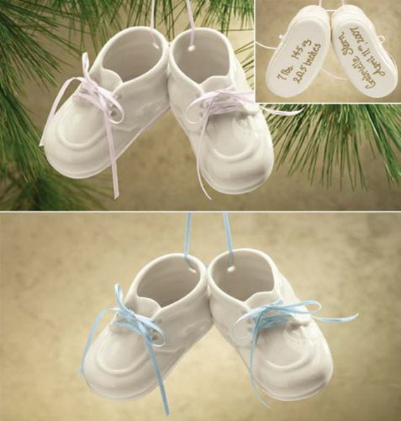 Baby's First Christmas Ornament Ideas     _18