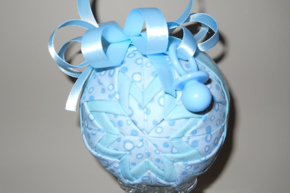 Baby's First Christmas Ornament Ideas     _59