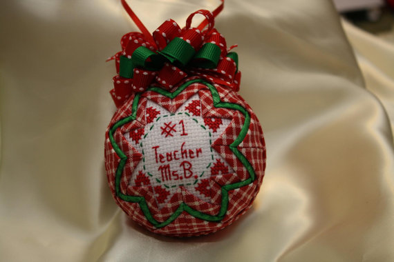 Baby's First Christmas Ornament Ideas     _60