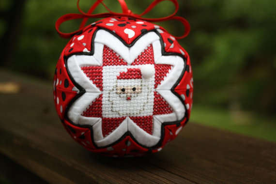 Baby's First Christmas Ornament Ideas     _66