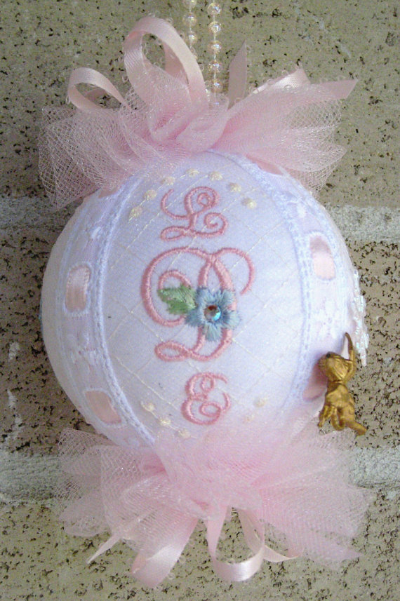 Baby's First Christmas Ornament Ideas     _67