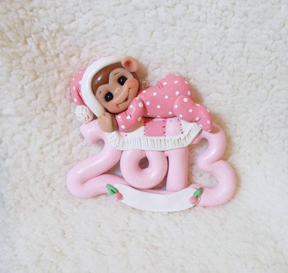 Baby's First Christmas Ornament Ideas     _70
