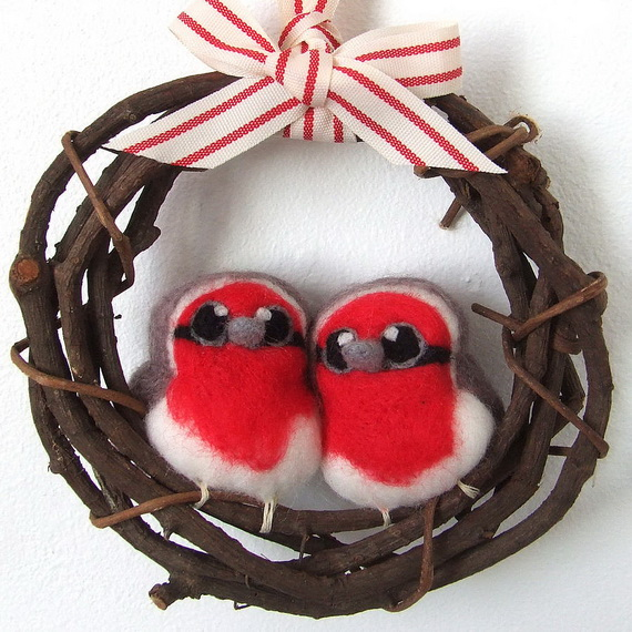 Beauty Christmas Ornament Decoration Ideas_68