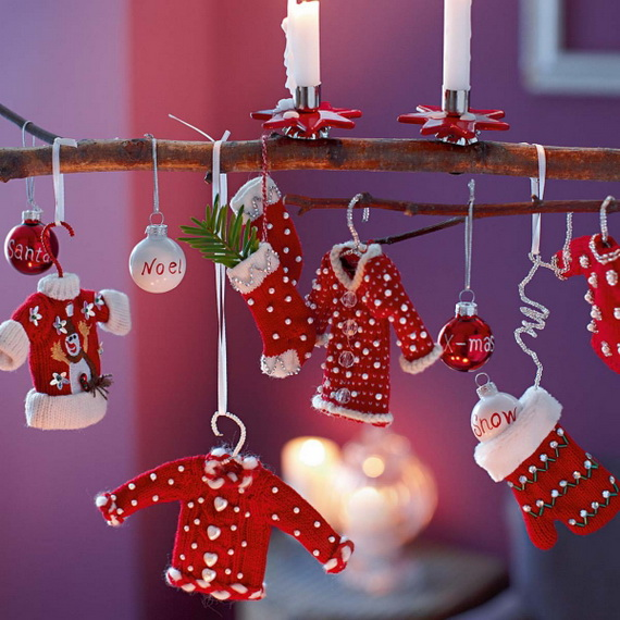 Beauty Christmas Ornament Decoration Ideas_80