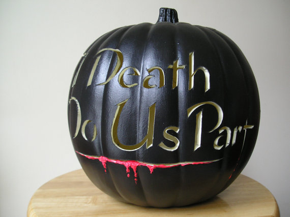 Creative Halloween Wedding Centerpiece Ideas For Autumn_4