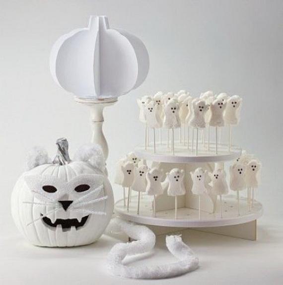 Elegant White Halloween Ideas_58
