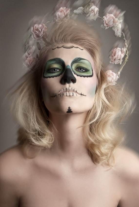 Halloween-Best-Calaveras-Makeup-Sugar-Skull-Ideas-for-Women (2)