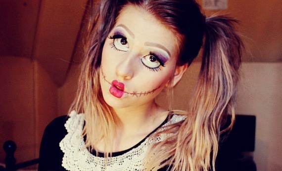 Halloween-Best-Calaveras-Makeup-Sugar-Skull-Ideas-for-Women (9)