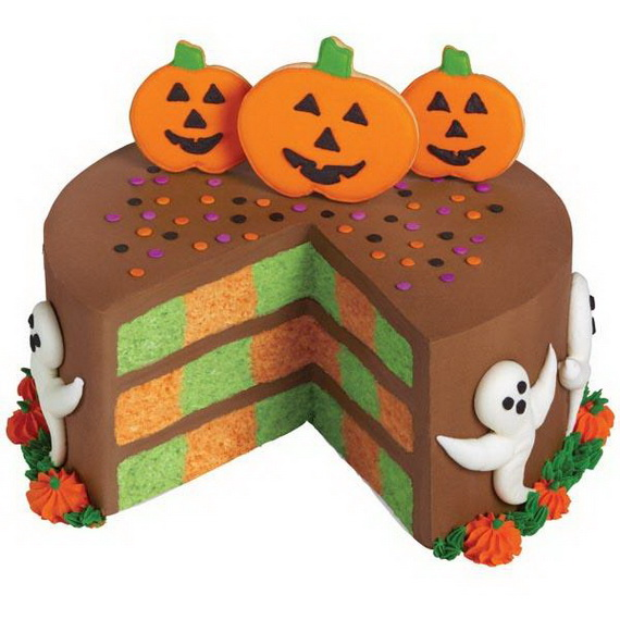 Halloween Inspired Cakes and Decorating Ideas From Wilton_08