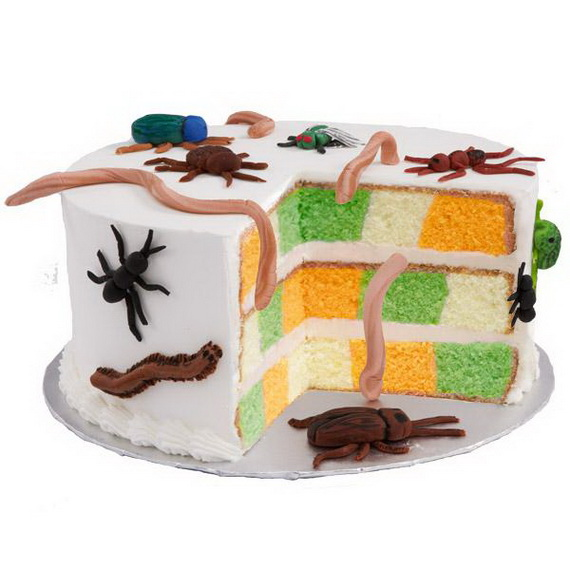 Halloween Inspired Cakes and Decorating Ideas From Wilton_14