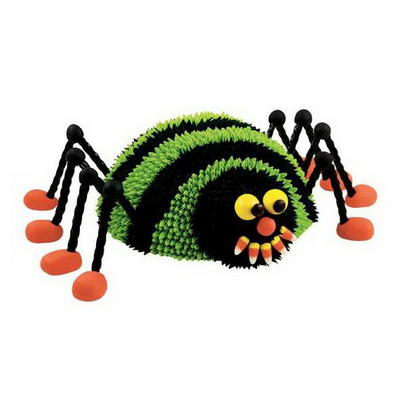 Halloween Inspired Cakes and Decorating Ideas From Wilton_16