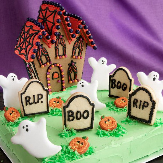 Halloween Inspired Cakes and Decorating Ideas From Wilton_24