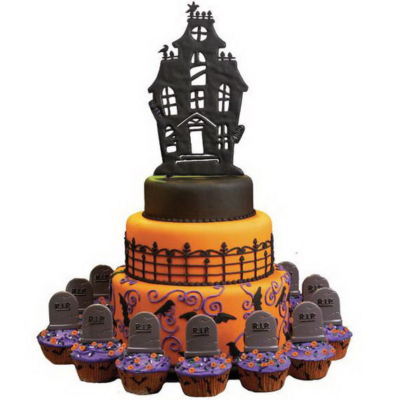 Halloween Inspired Cakes and Decorating Ideas From Wilton_32