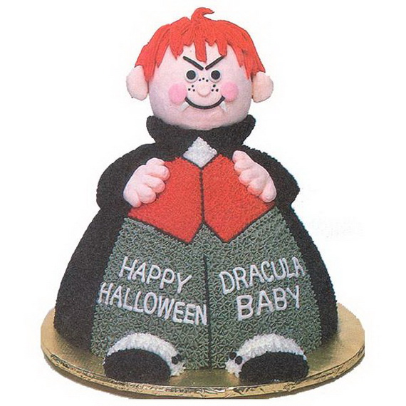 Halloween Inspired Cakes and Decorating Ideas From Wilton_38