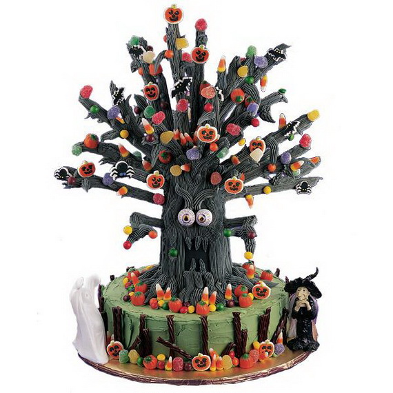Halloween Inspired Cakes and Decorating Ideas From Wilton_40