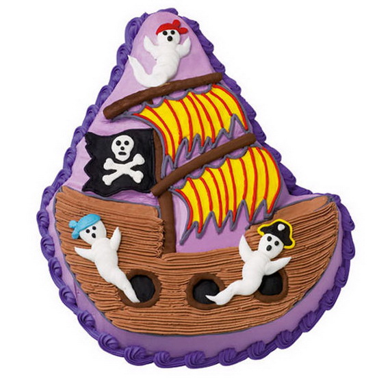 Halloween Inspired Cakes and Decorating Ideas From Wilton_68