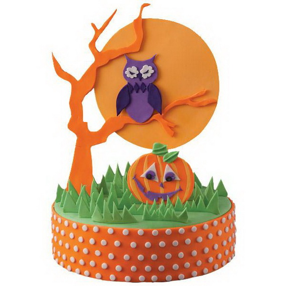 Halloween Inspired Cakes and Decorating Ideas From Wilton_71