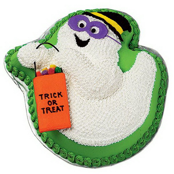 Halloween Inspired Cakes and Decorating Ideas From Wilton_77