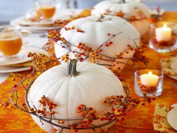 Halloween Wedding Centerpiece Ideas _14