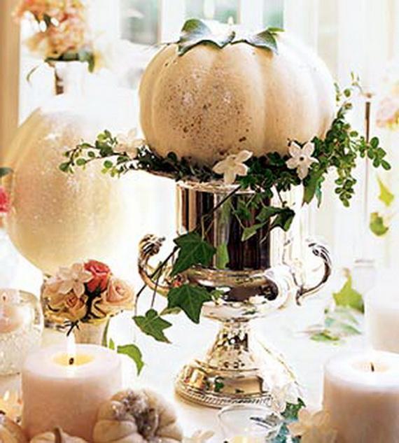 Halloween Wedding Centerpiece Ideas _69