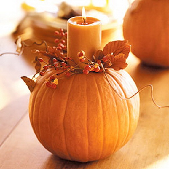 Halloween Wedding Centerpiece Ideas _71