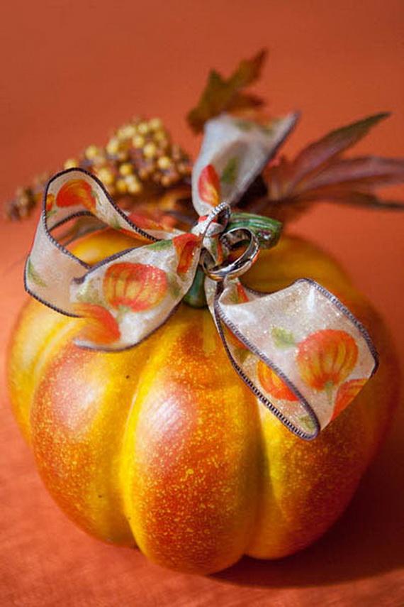 Halloween Wedding Centerpiece Ideas _75