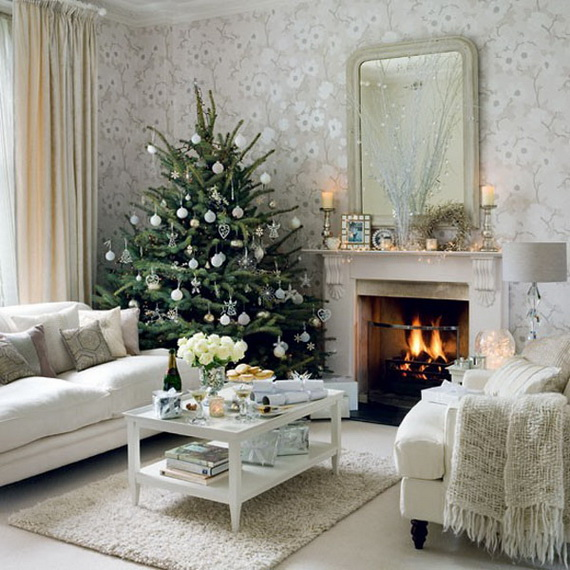 Holiday Decorating Ideas for Small Spaces Interior_07