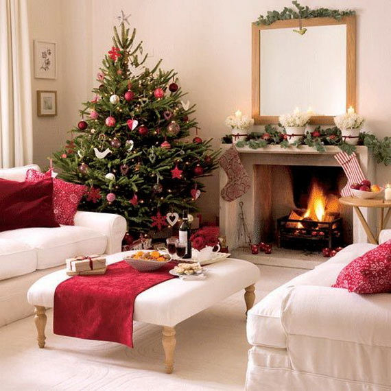Holiday Decorating Ideas for Small Spaces Interior_1