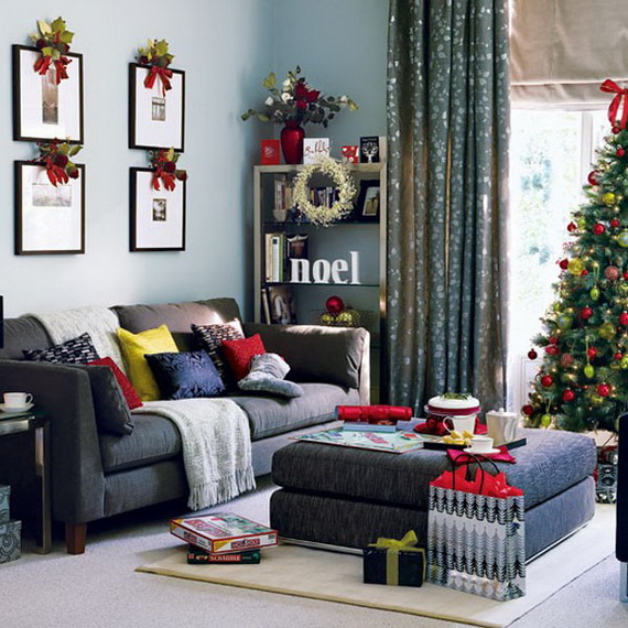 Holiday Decorating Ideas for Small Spaces Interior_11