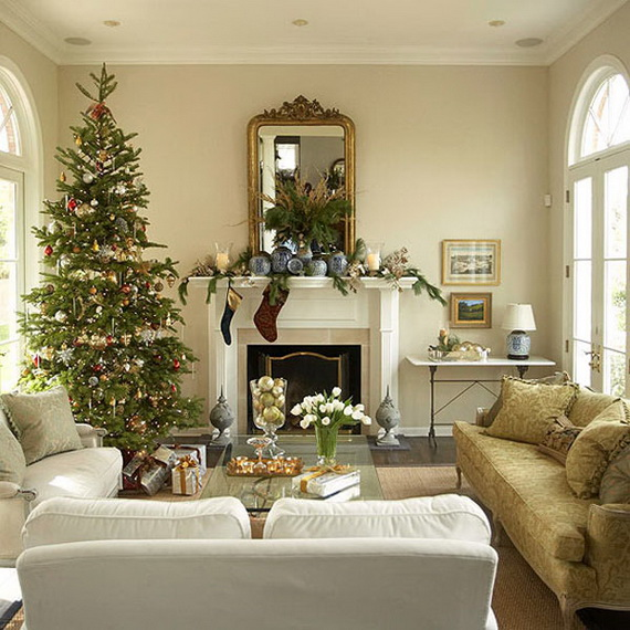 Holiday Decorating Ideas for Small Spaces Interior_12