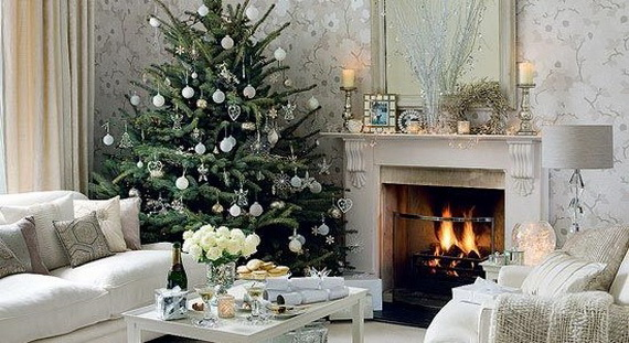 Holiday Decorating Ideas for Small Spaces Interior_14