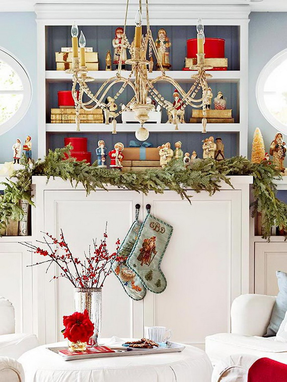 Holiday Decorating Ideas for Small Spaces Interior_22