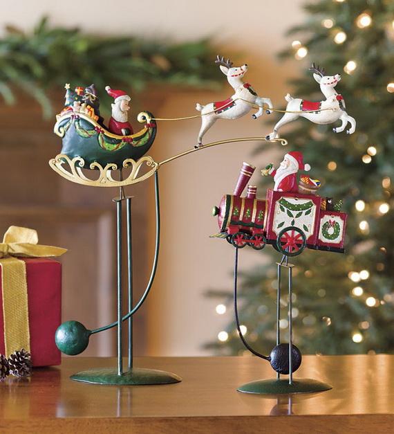 Modern Christmas Decorating Ideas_11