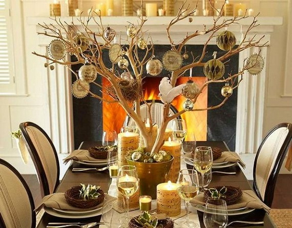 Simple and Easy Thanksgiving Centerpiece Ideas Using Candles_55