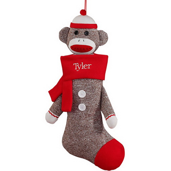 Splendid Christmas Stockings Ideas For Everyone_02