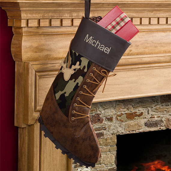 Splendid Christmas Stockings Ideas For Everyone_12