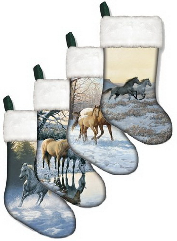 Splendid Christmas Stockings Ideas For Everyone_26