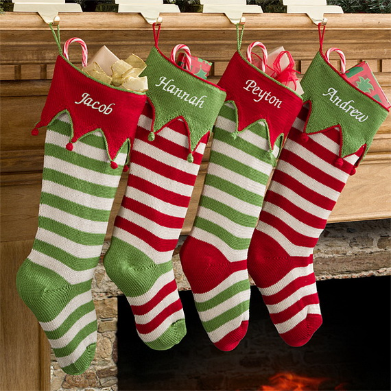 Splendid Christmas Stockings Ideas For Everyone_44
