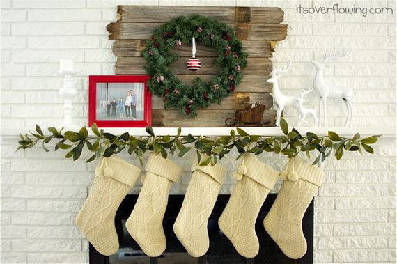 Splendid Christmas Stockings Ideas For Everyone_52