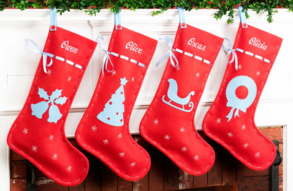 Splendid Christmas Stockings Ideas For Everyone_56
