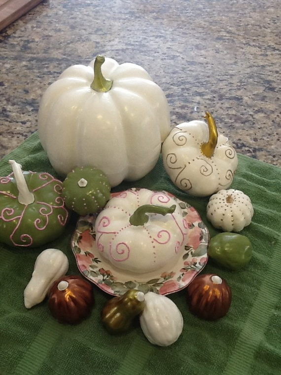 Thanksgiving And Christmas Holiday Decor Ideas_3