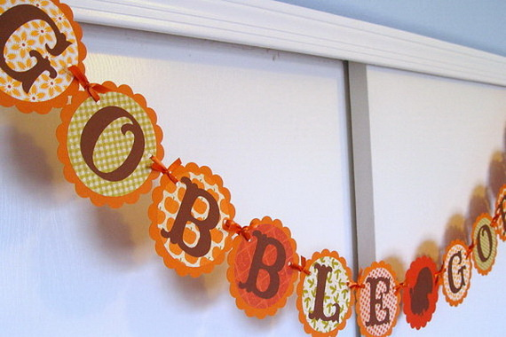60 Amazing Thanksgiving Diy Decorations (15)