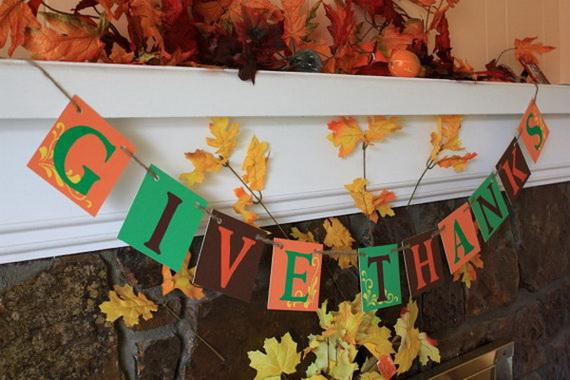 60 Amazing Thanksgiving Diy Decorations (16)