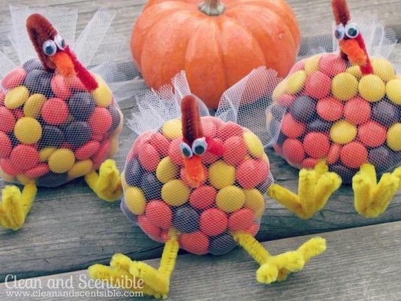 60 Amazing Thanksgiving Diy Decorations (17)