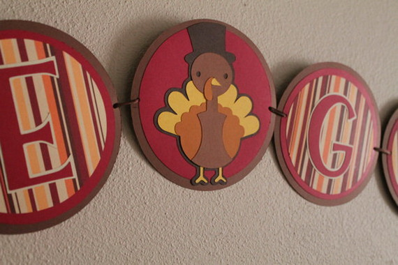 60 Amazing Thanksgiving Diy Decorations (18)