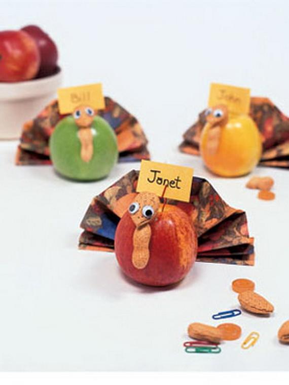 60 Amazing Thanksgiving Diy Decorations (26)