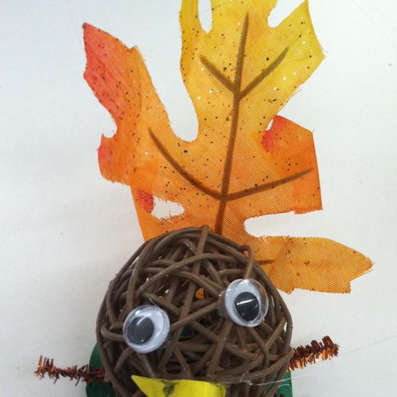 60 Amazing Thanksgiving Diy Decorations (3)