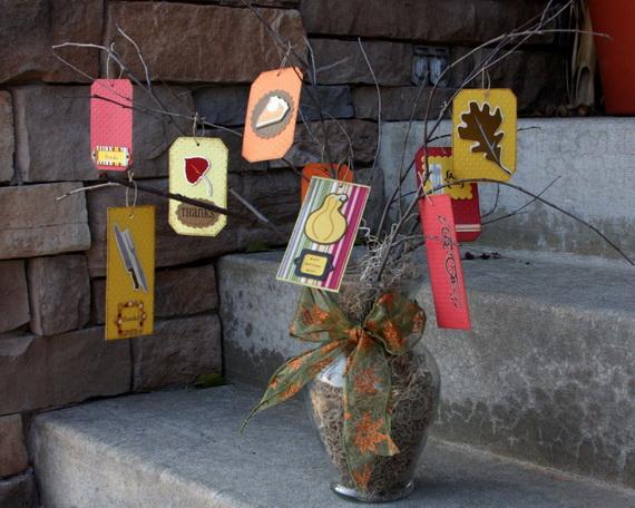 60 Amazing Thanksgiving Diy Decorations (34)