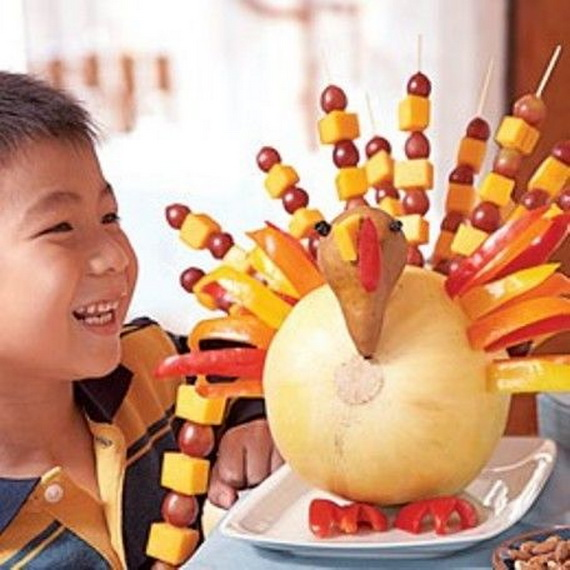 60 Amazing Thanksgiving Diy Decorations (4)